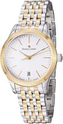 Maurice Lacroix Women's LC1026-PVY13130 Les Classiques Dial Bracelet Dial Watch