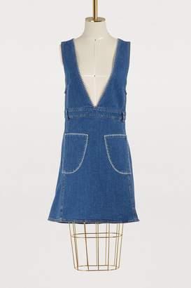 See by Chloe Denim dress