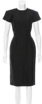 Martin Grant Linen Sheath Dress w/ Tags