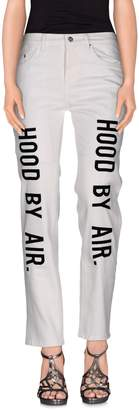 Hood by Air HBA Jeans