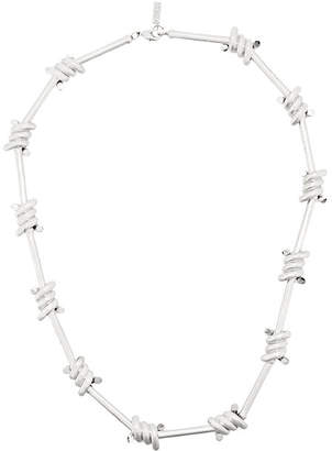 Kokon To Zai barbed wire necklace