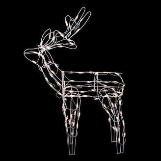Northlight Standing Reindeer Christmas Yard Art Lighted Display