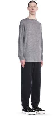 Alexander Wang Merino Wool Long Sleeve Sweater