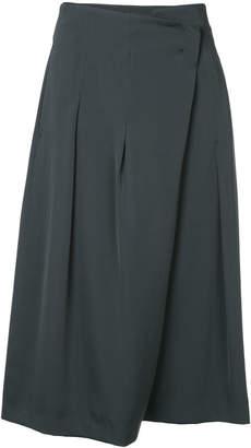 TOMORROWLAND wrap style skort culottes