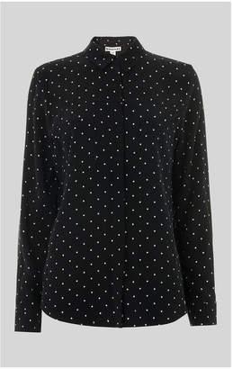 a26cffcbf10299 Black White Spot Shirt - ShopStyle Australia