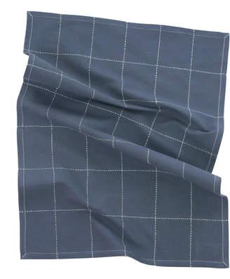 Anchal Project Organic Cotton Grid Tea Towels (Set of 3)