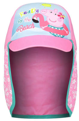 George Peppa Pig Keppi UPF 50+ Sun Protection Hat
