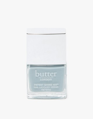 London Fog Patent Shine 10X Nail Lacquer $18 thestylecure.com