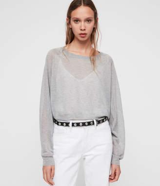AllSaints Mali Crew Neck Sweater