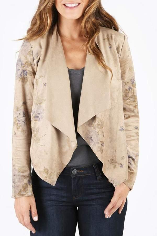 Tayanita Floral Jacket