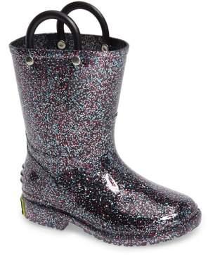 Western Chief Glitter Rain Boot