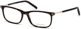 TOM FORD Acetate Rectangular Optical Frames $405 thestylecure.com