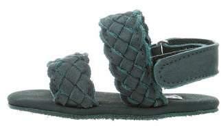Donsje Infant Girls' Suede Sandals w/ Tags