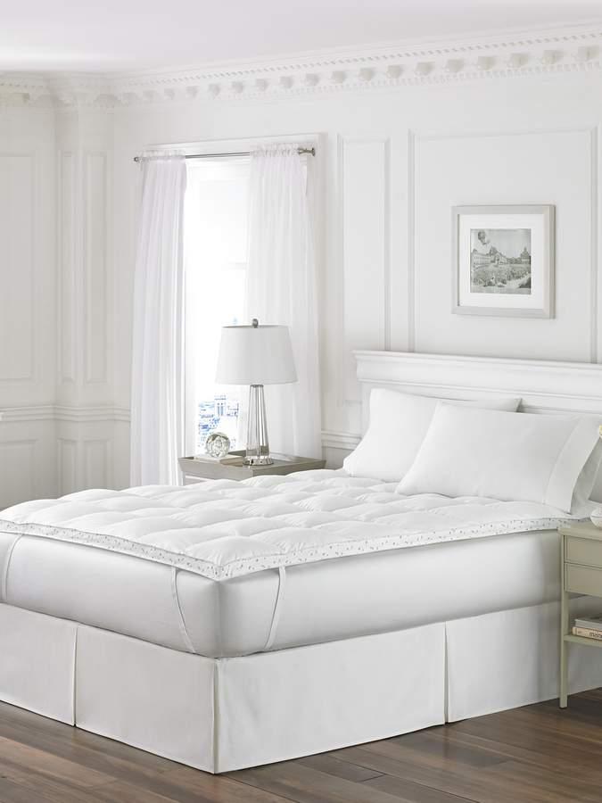 Laura Ashley Bedding Abbeville Hypoallergenic Fiber Bed