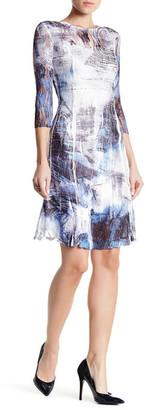 KOMAROV Keyhole Dress $278 thestylecure.com