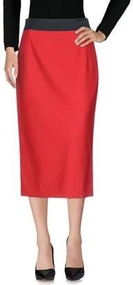 Alberta Ferretti 3/4 length skirt