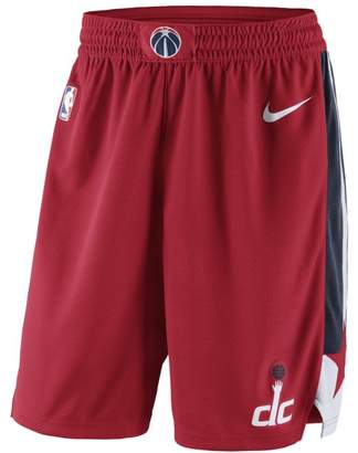 Nike Washington Wizards Icon Edition Swingman Men's NBA Shorts