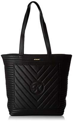 Kaporal Women's NALLUH18W04 Shoulder Bag Black