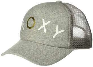 Roxy Truckin Heather Trucker Hat
