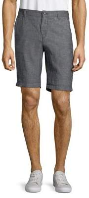 Selected Classic Textured Shorts