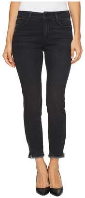 NYDJ Petite Petite Ami Skinny Ankle w/ Zipper in Campaign Women's Jeans