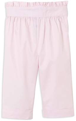 Jacadi Girls' Ruffled-Waist Pants - Baby