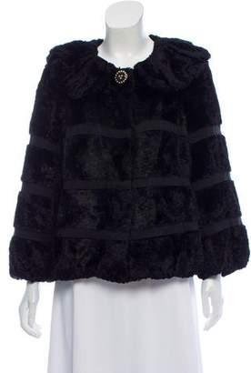 Leifsdottir Faux Fur Lightweight Jacket