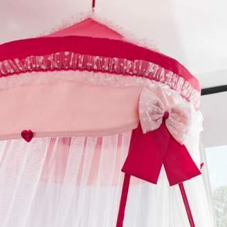 Cilek Kids Room Rosa Pink Canopy Net