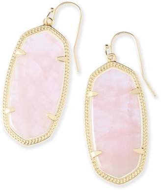Kendra Scott Elle Drop Earrings in Gold