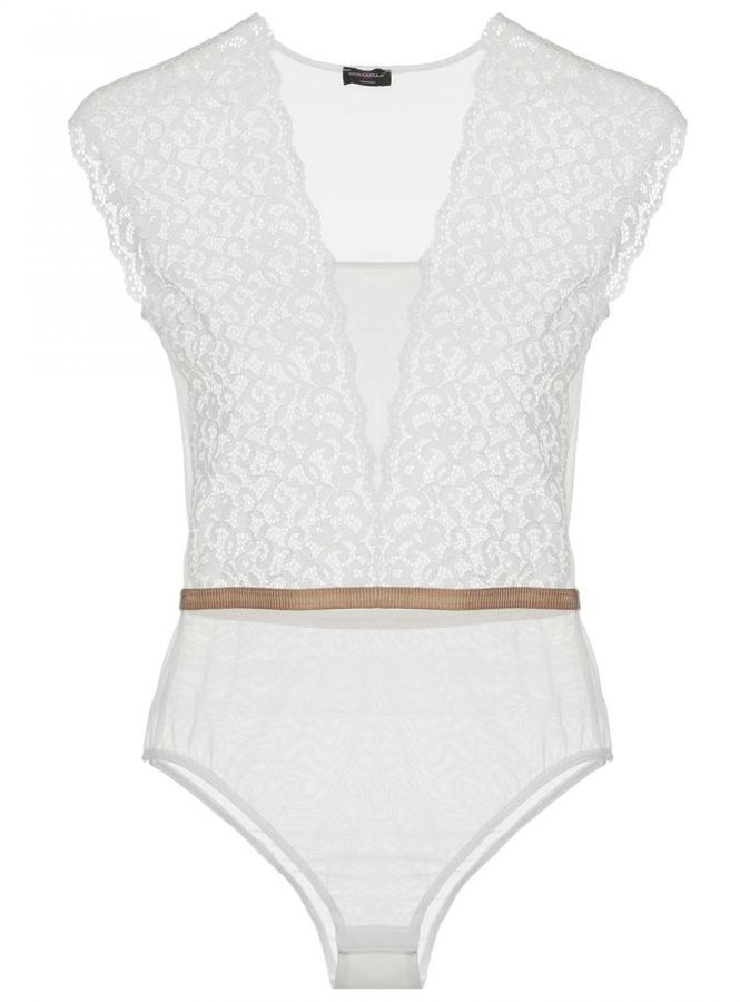 CosabellaBrigitte Full Back Bodysuit