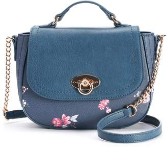 Lauren Conrad Perle Floral Crossbody Bag