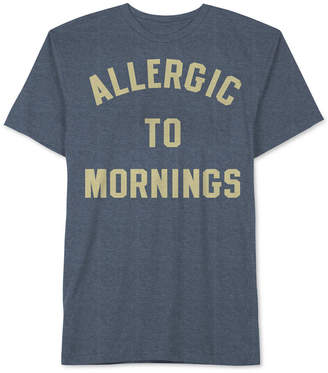JEM Allergic To Mornings Men's T-Shirt
