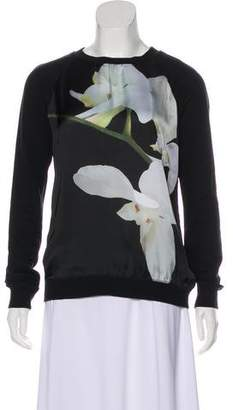 Altuzarra Graphic Long Sleeve Sweater