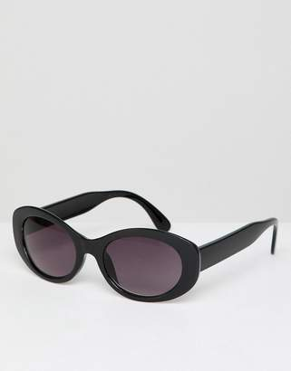 A. J. Morgan Aj Morgan AJ Morgan Cat Eye Sunglasses In Black