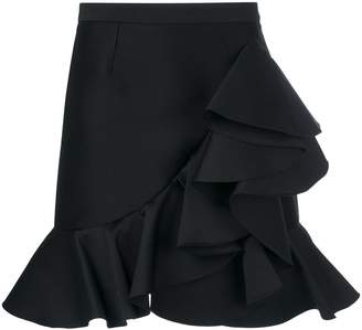 Stella McCartney ruffled mini skirt