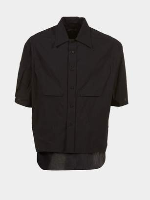 Lanvin Uneven Shirt
