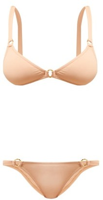 Melissa Odabash Montenegro Bikini Set - Womens - Nude