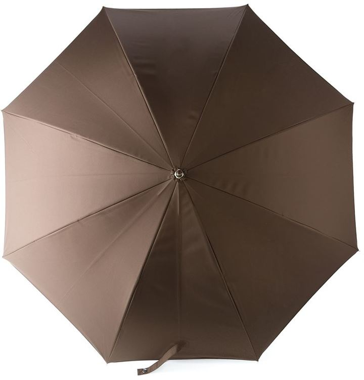 Etro Etro contrasted handle umbrella