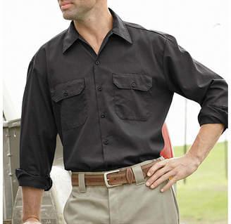 Dickies Long-Sleeve Work Shirt