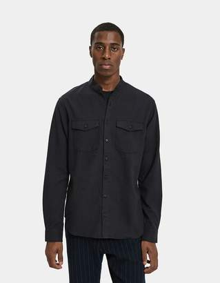 Wings + Horns Wings+Horns Field Shirt in Midnight