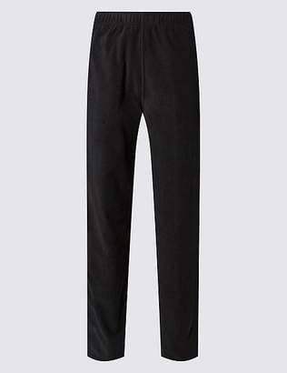 "Marks and Spencer Fleece Joggers with StayNEWâ""¢"