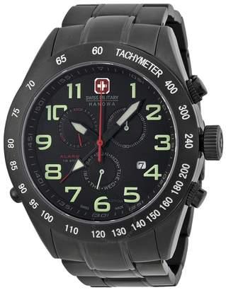 Swiss Military Open Box - Night Rider II Alarm Men's Watch