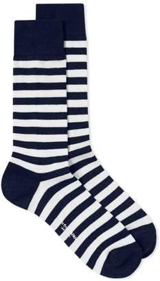 Blue Blue Japan Indigo Dyed Yard Sock