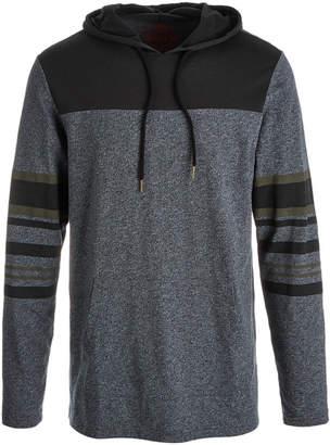 American Rag Men's Colorblocked Stripe Hoodie, Created for Macy's