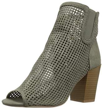 Qupid Women's Clyde-09 Ankle Bootie