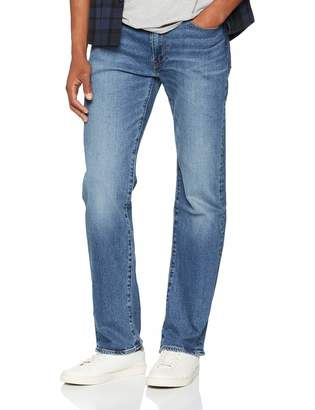 Levi's Men's 514 Regular Fit Straight Jeans Blue (Stonewash 95978) W30 / L32