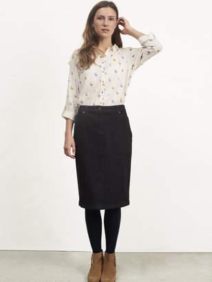 White Stuff Susie Denim Skirt