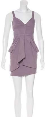 Preen Line Sleeveless Mini Dress Sleeveless Mini Dress
