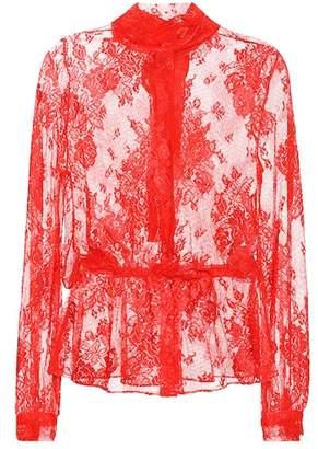 Balenciaga Lace blouse