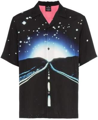 Marcelo Burlon County of Milan scene print boxy fit short-sleeved shirt
